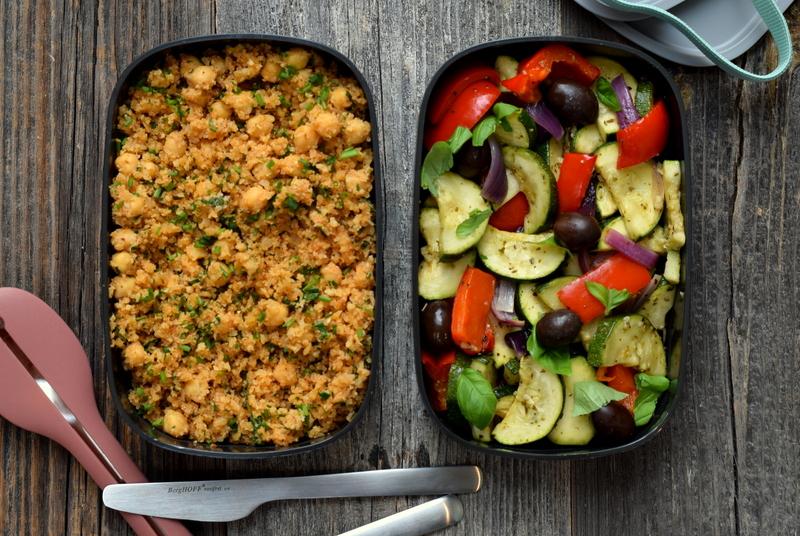 Karola's Kitchen - Bloemkoolcouscous en geroosterde groenten