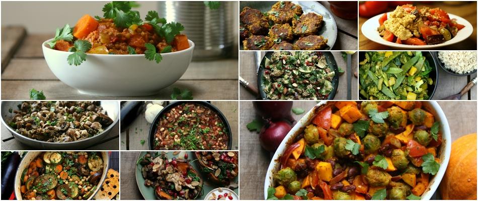 Dagen Zonder Vlees - 10 veganistische recepten