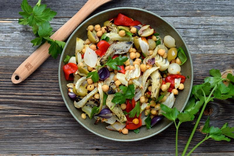 Karola's Kitchen - maak-het-jezelf-gemakkelijk salade