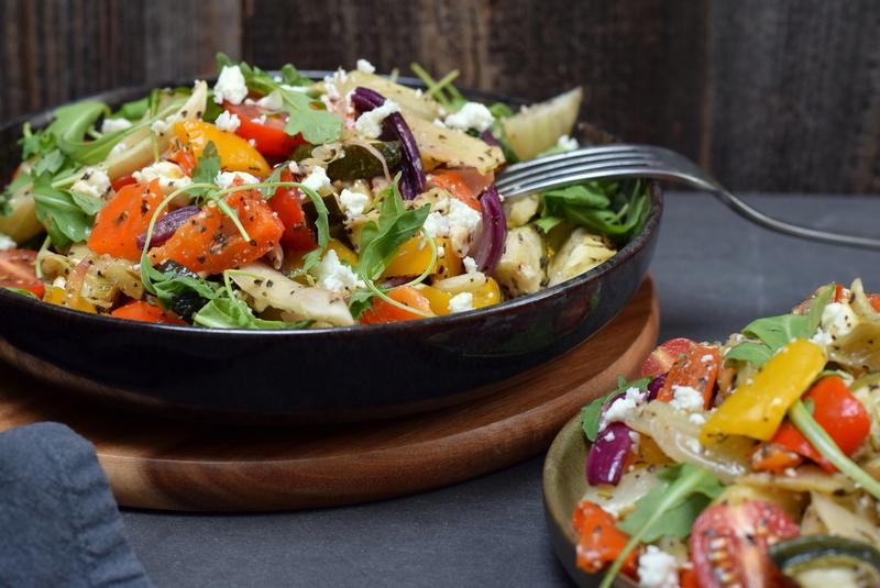 Karola's Kitchen - Geroosterde groentesalade