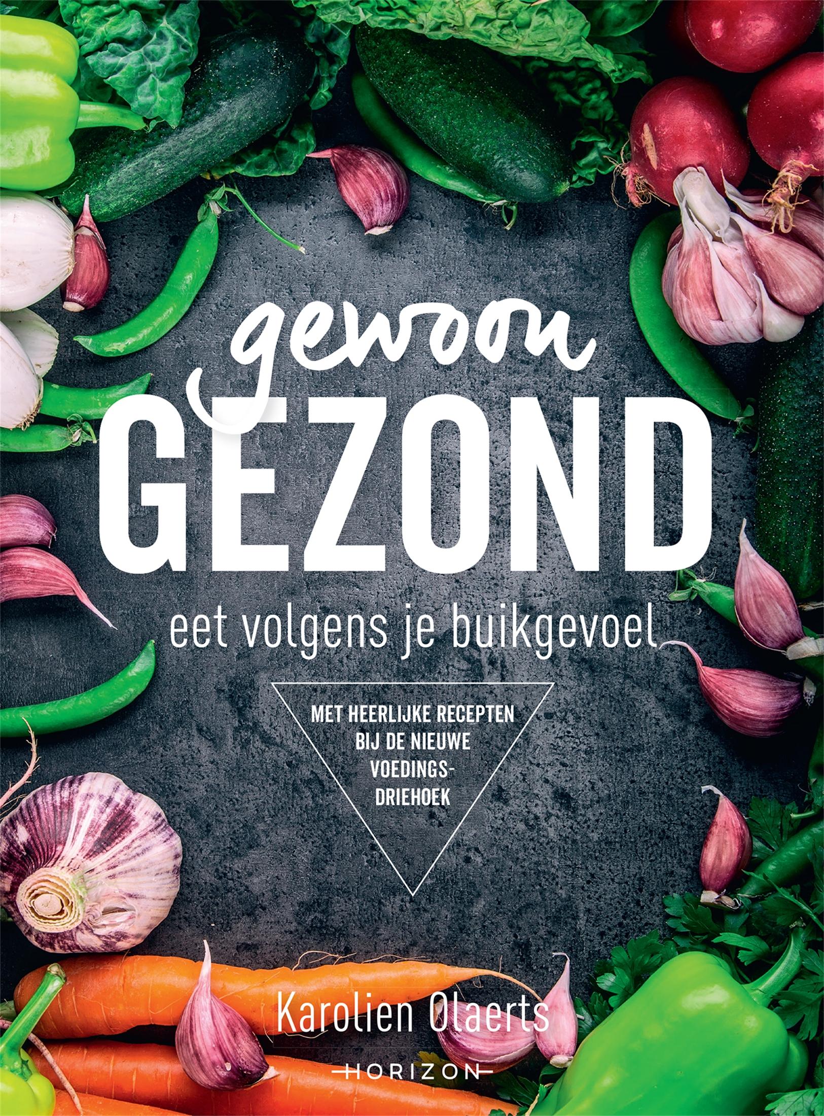 Boek Gewoon Gezond Karolien Olaerts