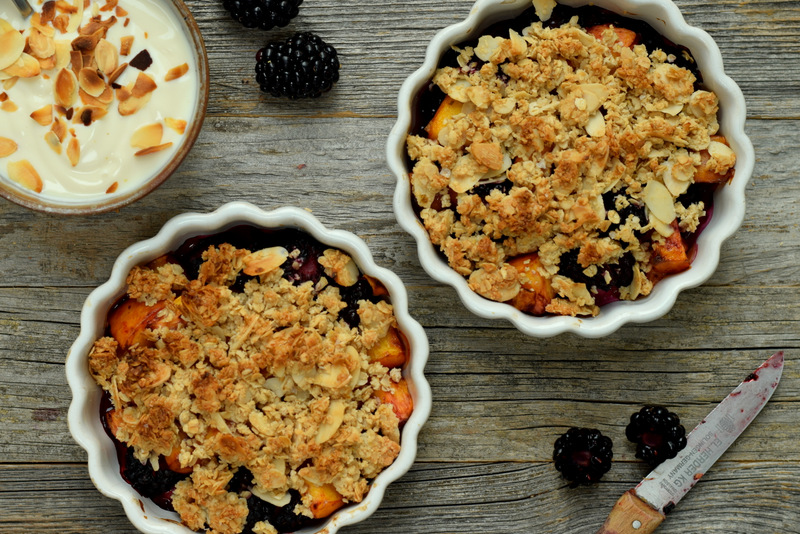Karola's Kitchen - Bramencrumble