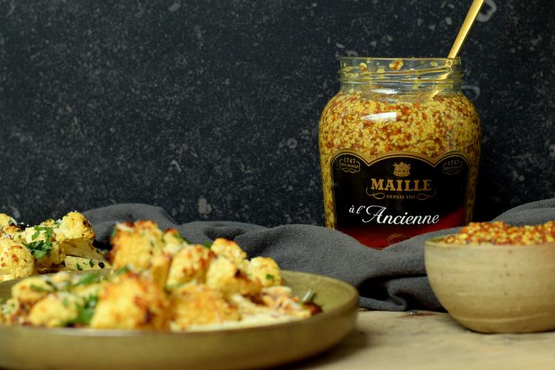 Karola's Kitchen - Feestelijke bloemkool en pastinaak met mosterd
