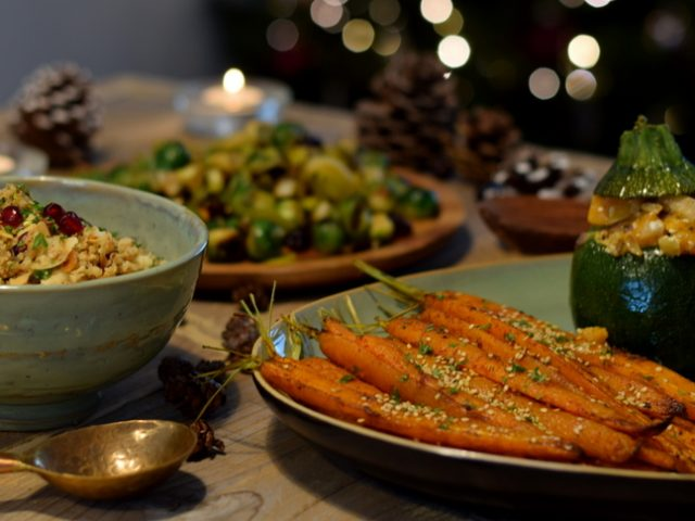 Karola's Kitchen - kerstmenu