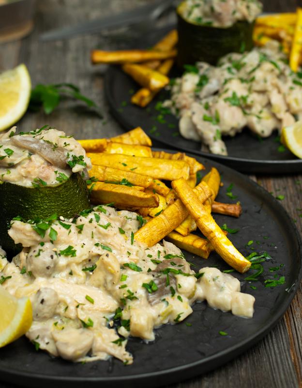 Karola's Kitchen - Vol-au-veggie