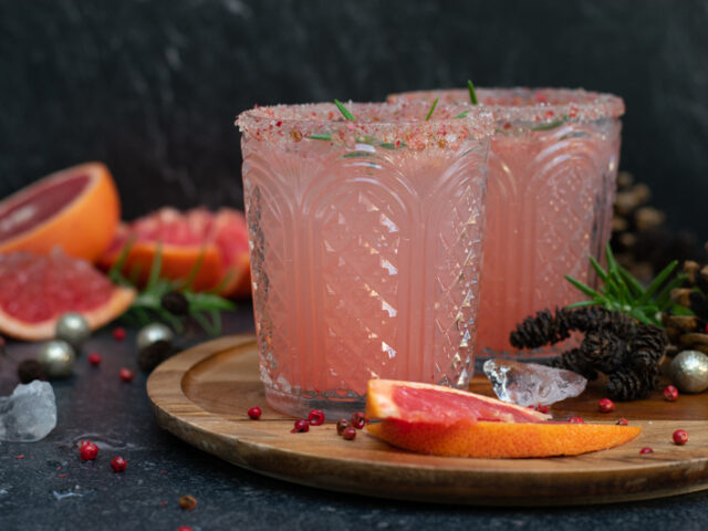 Karola's Kitchen - Nonamocktail met pompelmoes